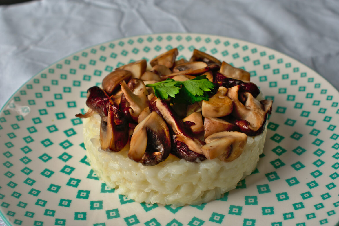 Risotto stap-voor-stap