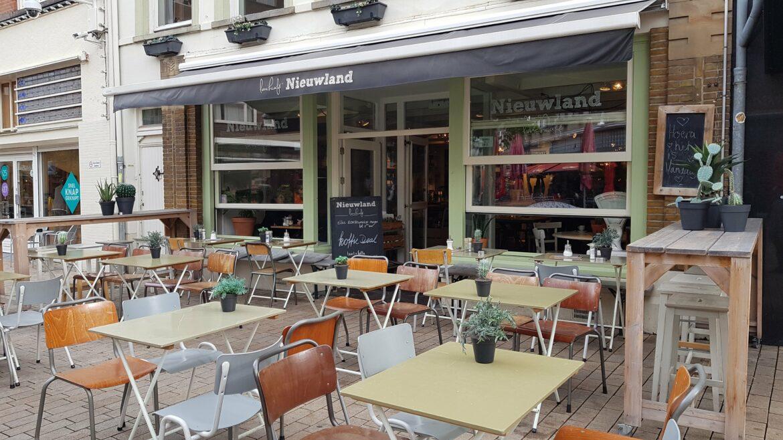 Ontbijten bij Lunchcafé Nieuwland
