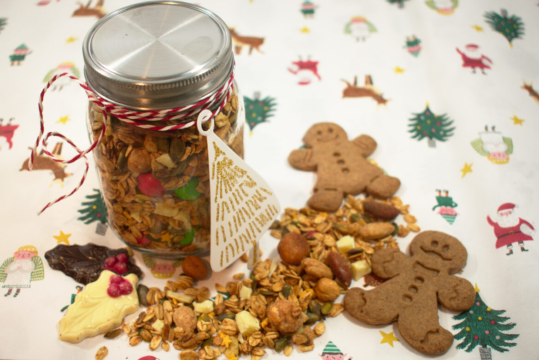 Kerst granola
