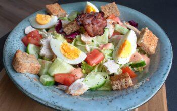 clubsandwich salade
