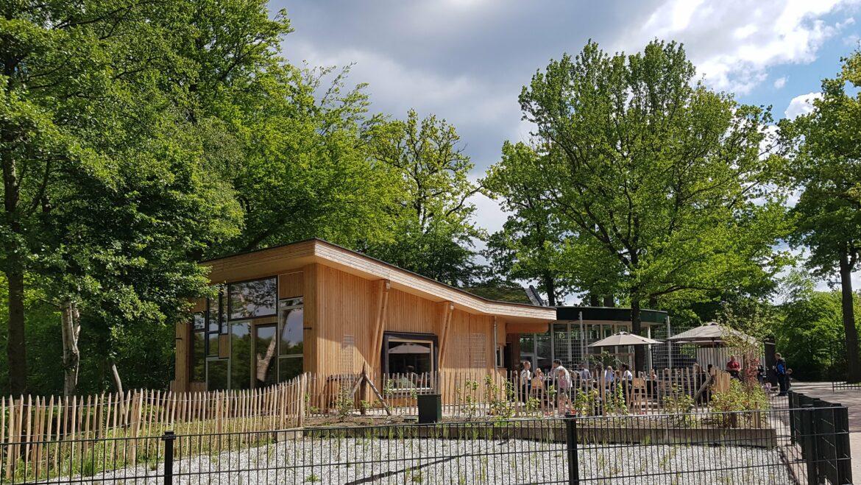Tuinhuis van Charlotte Breda