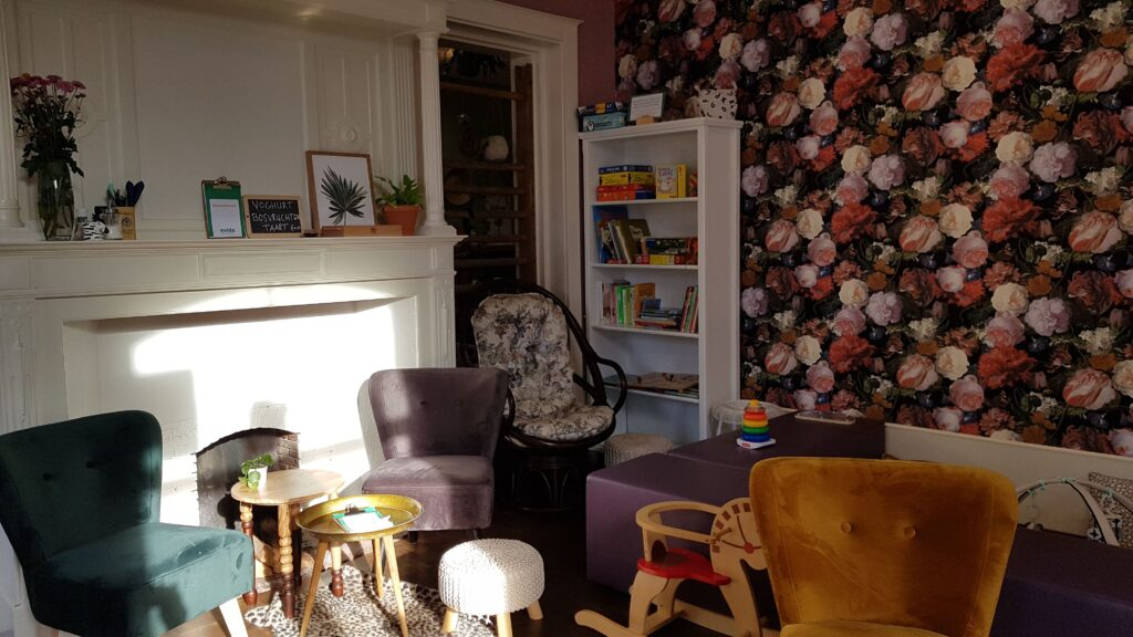 kindvriendelijk café Ovide Tilburg