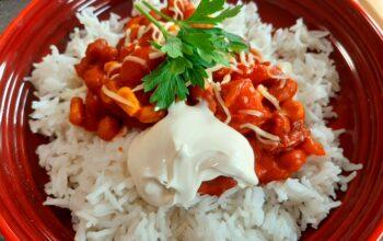 chili sin carne