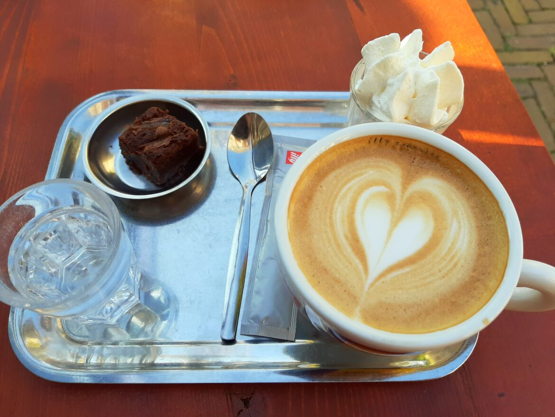 Op de koffie bij Hugo in Gorinchem