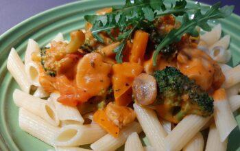 tomaat-mascarponesaus