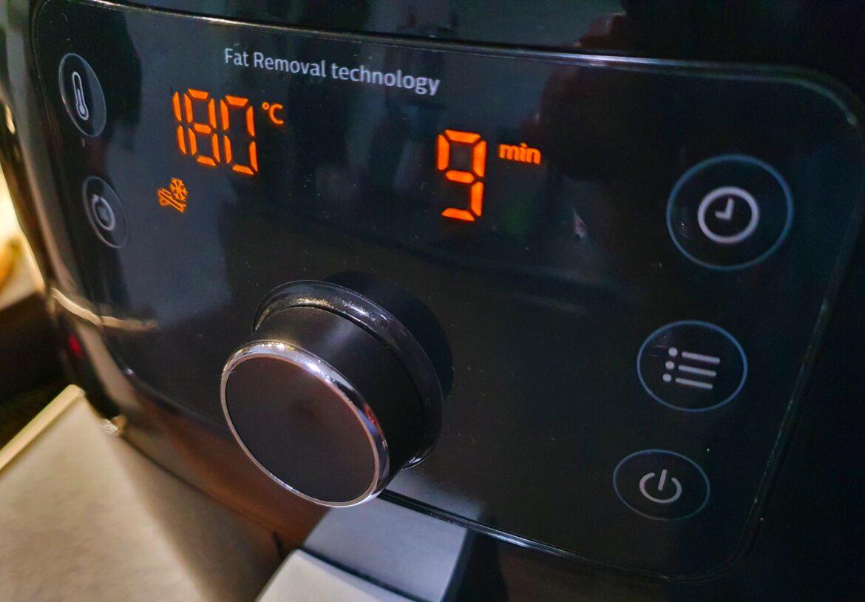 Baktijden en tips Philips Avance Airfryer XXL